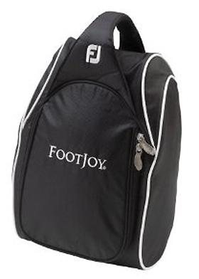 Golf Shoe Bag >> Footjoy Nylon Golf Shoe Bag