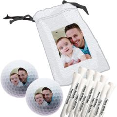 Personalised Pouch Gift Set | Best4Balls