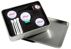 Two Ball Golf Gift Set with USB Stick | Best4Balls