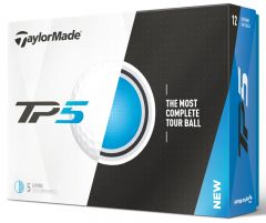 Tour Preferred TaylorMade Logo Printed Golf Balls | Best4Balls