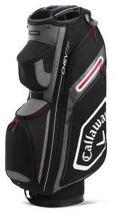 Personalised Callaway black Chev 14+ golf bag