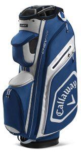 Callaway Chev 14+ Cart Bag navy personalised | Best4Balls