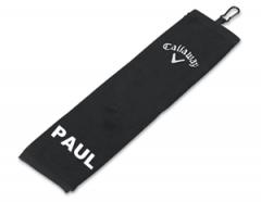 Personalised Callaway Tri-fold towel | Best4Balls