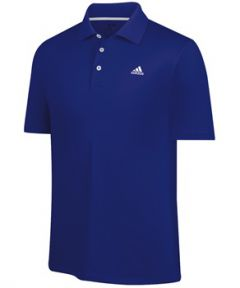 Adidas ClimaLite Navy Golf Polo Shirt | Best4Balls