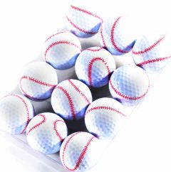 Baseball Novelty Golf Ball | Best4Balls
