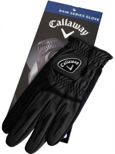 Callaway Rain Series Golf Glove - Black | Best4Balls