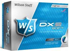 Wilson DX2 Soft - Ladies - Personalised Golf Balls | Best4Balls