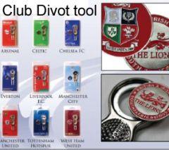 Club Divot Golf Tool