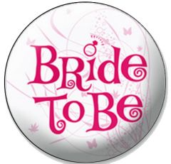 Bride to Be Hen Do Personalised Golf Ball | Best4Balls
