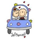 Just Married Ball 1