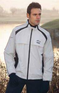 Glenmuir Waterproof Logo Golf Jacket
