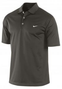 Nike Dri Fit UV Stretch Tech Solid Shirt - Sable Green