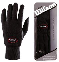 Wilson Polar Winter Golf Gloves - Black | Best4Balls