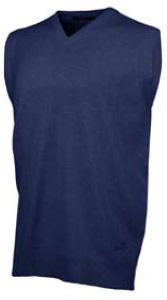 Ashworth V-Neck Logo Golf Slip Over Vest