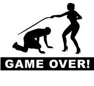 Game Over!  Whipped Stag Do Novelty Golf Balls | Best4Balls