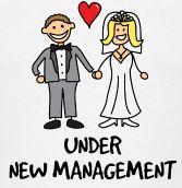 Sweet Under New Management - Cute Stag Do Golf Balls | Best4Balls