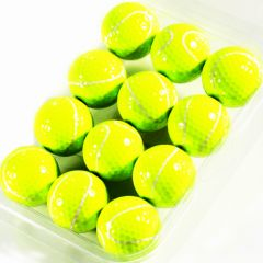 Novelty Golf Ball - Tennis ball | Best4Balls