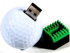 4GB USB Novelty Golf Ball Flashdrive | Best4Balls