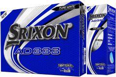 Srixon AD333 logo golf balls| Best4Balls
