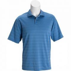 Adidas ClimaCool Textured Golf Shirt - Tide