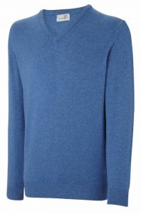 Ashworth V-Neck Lambswool Sweater | Best4Balls