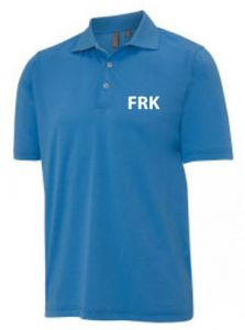 Ashworth Polo Shirt - Personalised