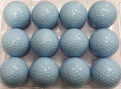 Non branded blue personalised golf balls | Best4Balls