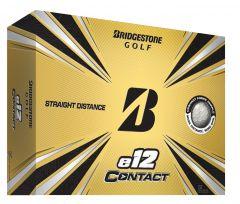 Bridgestone e12 Contact personalised golf balls | Best4Balls