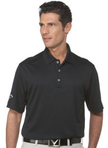 Callaway Polo Shirt in Anthracite | Best4Balls