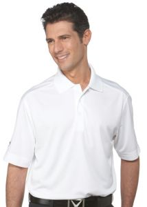 Callaway Polo Shirt in Bright White | Best4Balls