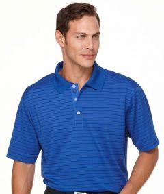 Callaway Polo Shirt - Surf The Web Stripe