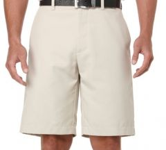 Callaway Flat Front Shorts - Beige