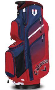 Callaway personalised Chev Org Cart bag | Best4Balls.com