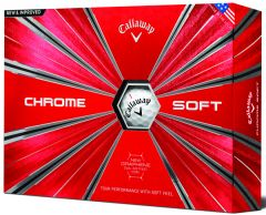 New  Chrome Soft Golf Ball from Callaway  | Best4Balls