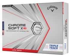 Chrome Soft X LS Triple Track - Personalised