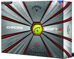 NEW Callaway Chrome Soft X | Best4balls