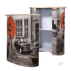 Pop-Up printed display counter   Best4Balls