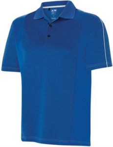 Adidas Climacool Debossed Deep Sea Polo | Best4Balls