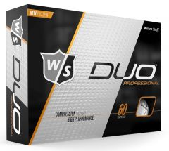 WIlson Duo Professional personalised golf balls | Best4Balls