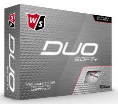 Wilson Duo Soft + golf balls | Best4Balls