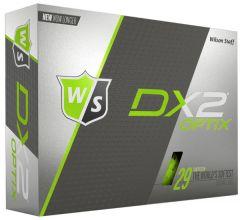 Wilson Golf Balls DX2 Soft Optix Green | Best4Balls