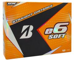 Personalised E6 Bridgestone Golf Balls | Best4balls