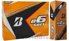 NEW Bridgestone E6 Soft Logo Printed Balls | Best4Balls