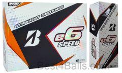 NEW Bridgestone E6 Speed Logo Printed Balls | Best4Balls