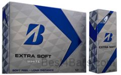 NEW Bridgestone Extra Soft Logo printed golf balls from Best4Balls