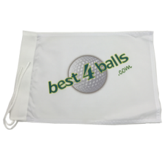 Personalised Golf Flag | Best4Balls