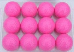 Floating Pink Unbranded Golf Balls | Best4Balls