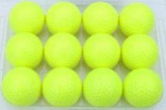 Floating Yellow Range Golf Balls | Best4Balls