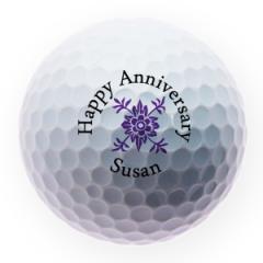 Anniversary Golf Balls | Best4Balls