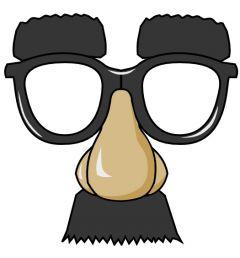 Glasses & Moustache | Golf Balls | Best4Balls